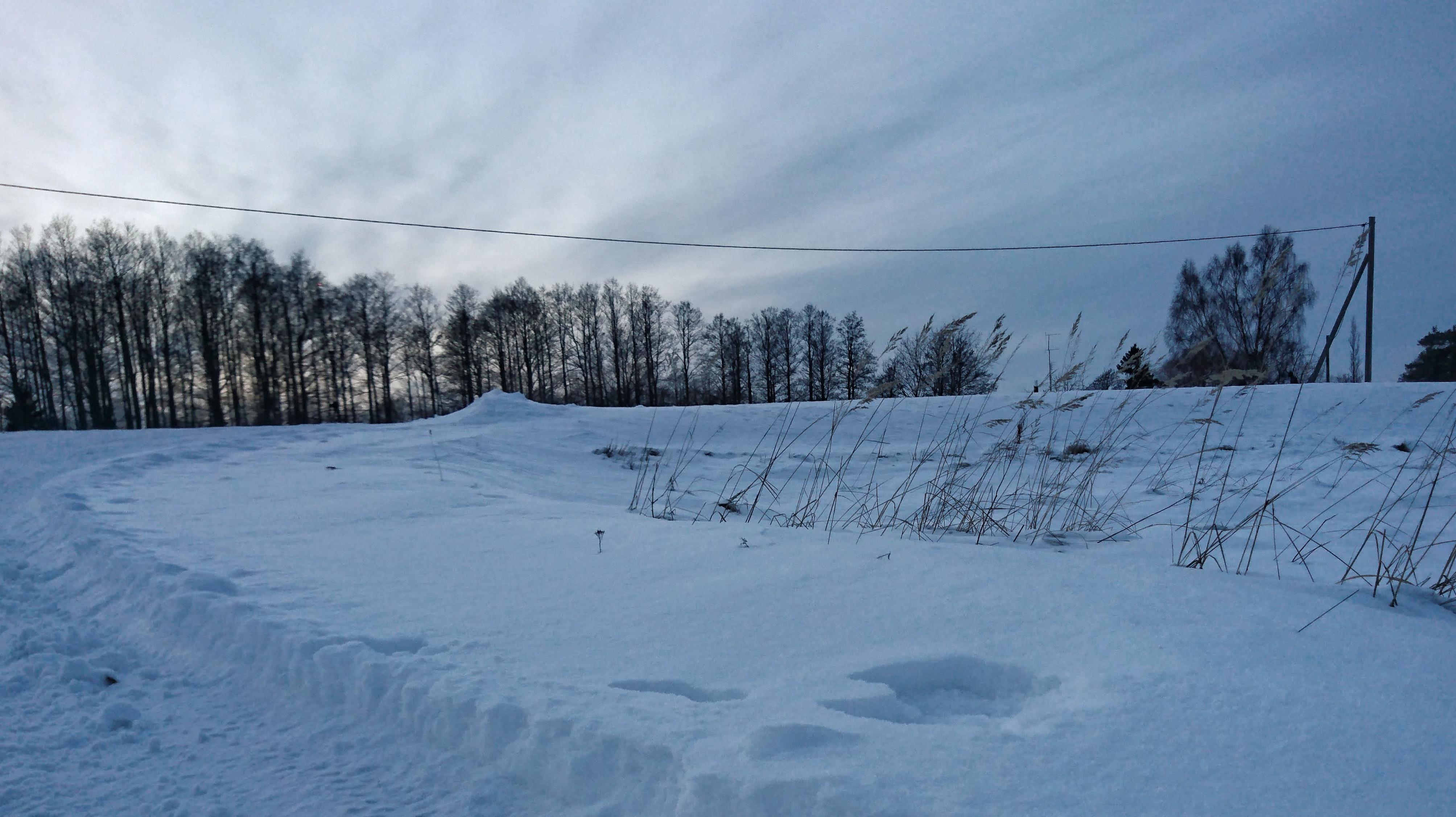 Lume lükkamisest