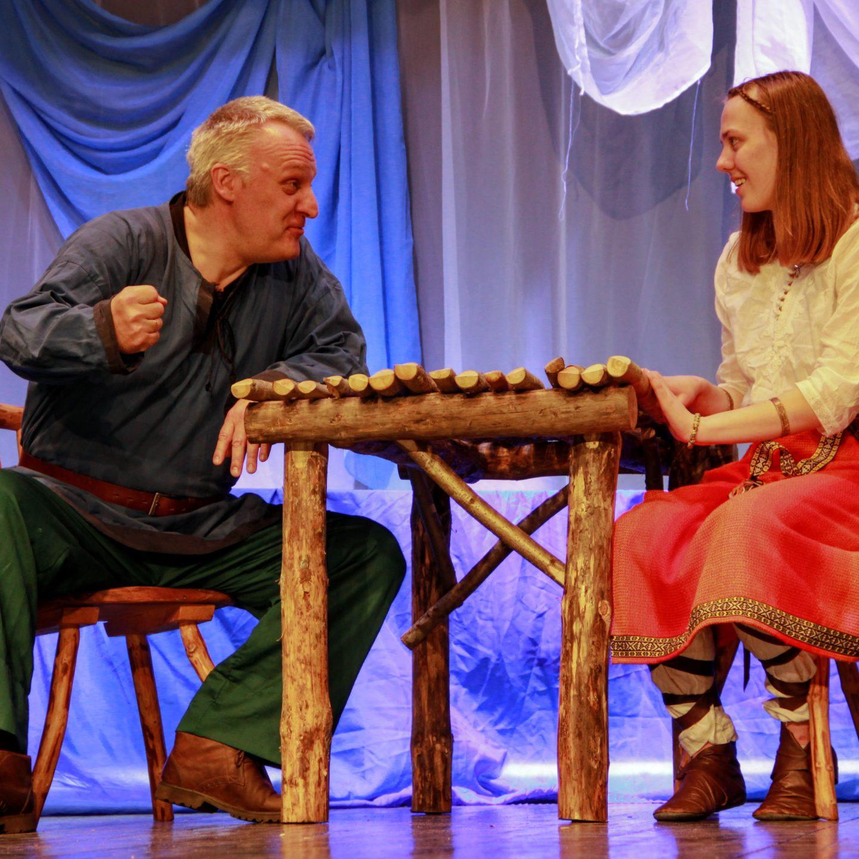 Ragna viikingitütar – Marleen Juhandi
