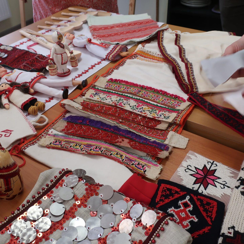Kultuuriruumi rikkus Torgu kogukonna majas