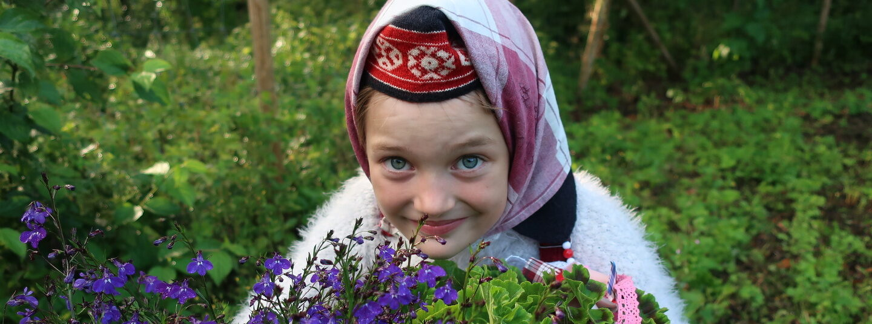 Müts, üll, lina ning tanu – peakatted
