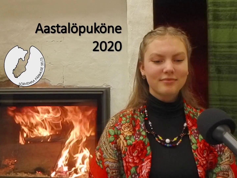 Tammeougu Liisi esitatud 2020 aastalöpu köne